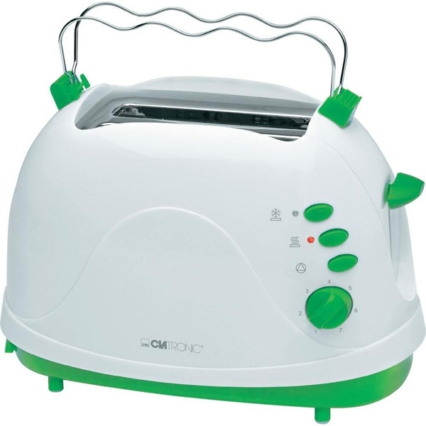 Toster zeleno-beli Cool touch TA 3287 - Tosteri